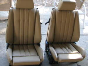 BMW-E30-325i-318i-M3-SPORT-SEAT-UPOLSTERY-KIT-OEM-NATURAL-LEATHER-KIT-NEW