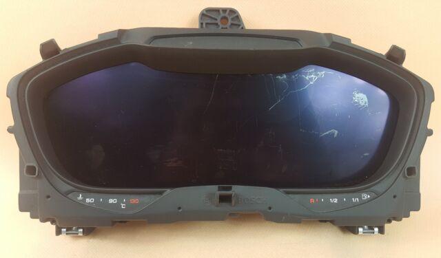 Original Audi Tt 8S Instrument Cluster Virtual Mmi Plus Digital LCD