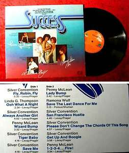 LP-Success-Ramona-Wulf-Linda-G-Thompson-Penny-McLean-Silver-Convention