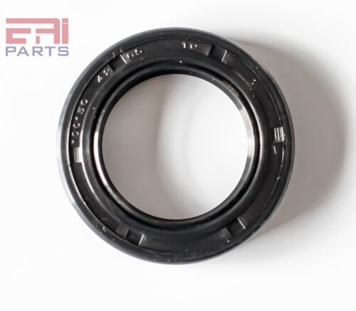 Oil Seal TC 42X65X10 Rubber Double Lip with Spring 42mmX65mmX10mm.
