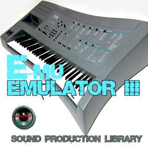 emu emulator ii sample library download