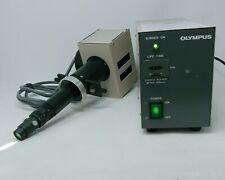 Olympus Microscope Imt 2 Fluorescence Illuminator And Power Supply