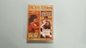 2-Feature-Jackie-Chan-Battle-Creek-Brawl-City-Hunter-DVD-2010-New