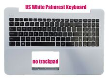 US keyboard for Asus X751LB X751LK X751LKB X751LJ X751LJC Palmrest Upper case