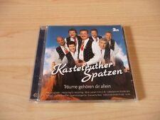 Doppel CD Kastelruther Spatzen - Träume gehören dir allein - 2004 - 28 Songs