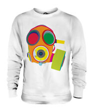 Awesome Mexican Day Of The Dead Vibrant Poster Jumper Sweater Pullover Top AI22