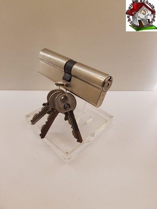 Schließzylinder Schloss Profil Zylinder 3 Schl. 45 50 1-15 Schlüssel TOP PREIS