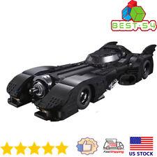 1989 BATMAN car set BATMOBILE brick block DC Super Hero 40433 Justice League JLA