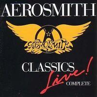 Aerosmith Classics live complete [CD]