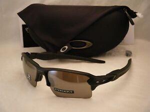 3fafbebaba Oakley Flak Jacket 2.0 XL Matte Black w Prizm Black Lens (oo9188-73 ...
