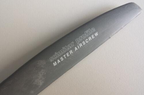 """13x06S /"""" Luftschraube 3315S swarz 13x06S Zoll Master Airscrew Windsor Propeller"""