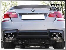 2012-2015 BMW F10 M5 Only RZ Style Carbon Fiber Rear Bumper Diffuser