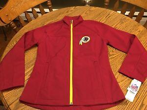 Washington Redskins NFL Women s G-III Full Zipper Maroon Jacket Size ... ff96ec8a0