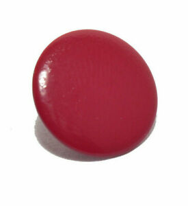 High Quality Shutter Button Soft Release Metal Convex Maroon