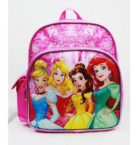 40ac1677ea7 Disney princess mini backpack school bag for toddlers jpg 281x300 School  disney princess ariel