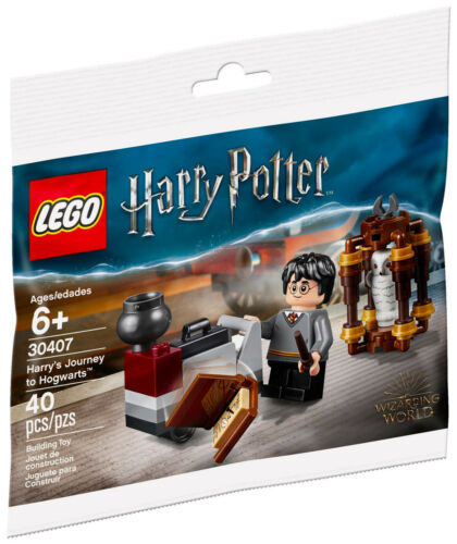 Polybag Harry/'s Journey to Hogwarts LEGO Harry Potter 30407