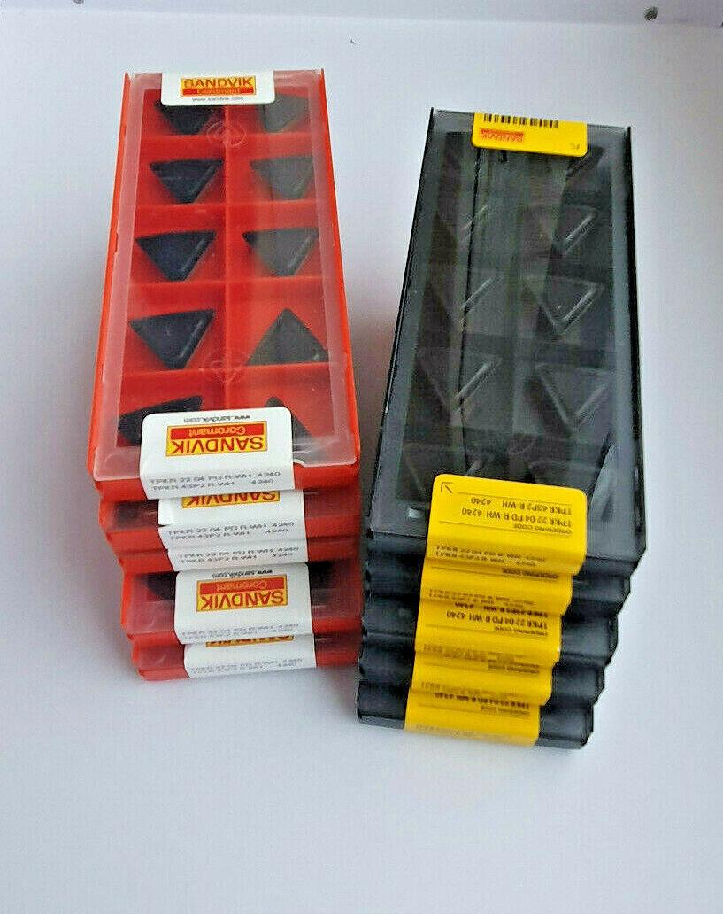 Milling Insert RCKT 13 04 00-PM 4230 Pack of 10