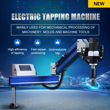 Sfx Brand Electric Tapping Machine Range With Vertical Arm M6 M30