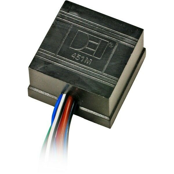 451m relay wiring diagram 5 wire schematic diagram93207451133 dei451m  directed electronics 451m door lock relay five