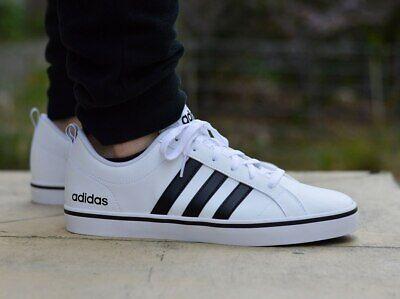 Adidas Hombre Zapatos Zapatillas Estilo Moderno Essentials contra Pace AW4594 | eBay