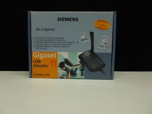 SIEMENS GIGASET USB ADAPTER 11 DRIVER FOR WINDOWS 10