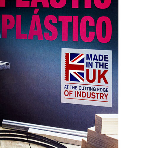 """1//2/"""" Bandsaw Blade Any Length and TPI UK Manufactured 13mm"""
