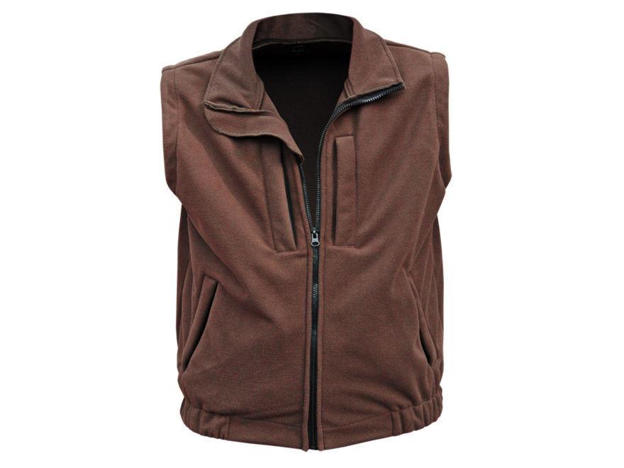 Natural Gear Natgear Men's Winter-Ceptor Fleece Vest Polyester All sizes