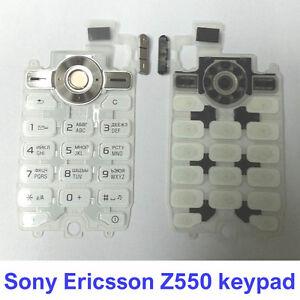 100-Genuine-NEW-Original-Sony-Ericsson-Z550-Z550i-Z550a-Keypad-Fascia-Housing