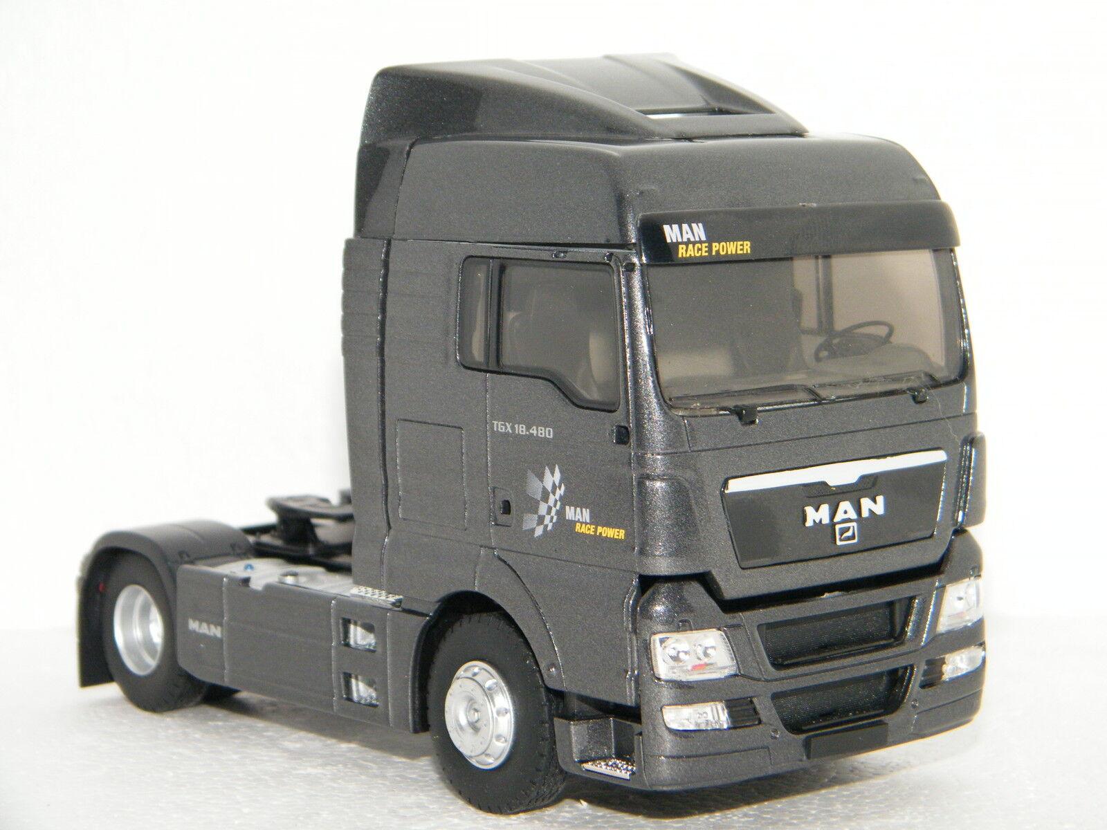 Man Tgx Dach Mittel Race Power Traktor nur Eligor 1 43 Ref. 115230