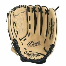 "Rawlings Player Preferred Series 12"" Leather Baseball Glove, Right Hand Thrower"