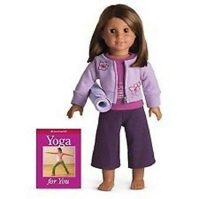 AMERICAN GIRL JULIE PAJAMAS NIB DOLL IS NOT INCLUDED IVY MCKENNA SAIGE MIA LANIE