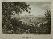 MARLBOROUGH BY J. WALKER C. 1800.