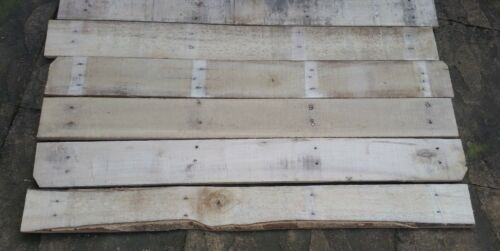 **20 Boards** Pallet Wood Wall Cladding from Reclaimed Pallets Free Delivery