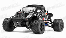 Mini MadBeast 1/18 Electric Monster Truck RTR RC Remote Control Black Silver