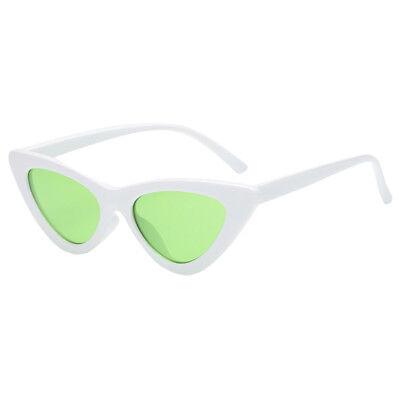 Gafas de Sol Ojo Gato Clásico Aire Libre Retro Estilo Mujer Ligero Cómodo Moda