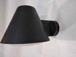 Applique per esterno 1932 boom in alluminio e vetro e27 100w ebay