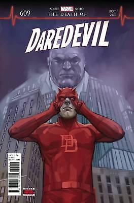 MARVEL COMICS DAREDEVIL #607 OCTOBER 2018 1ST PRINT NM