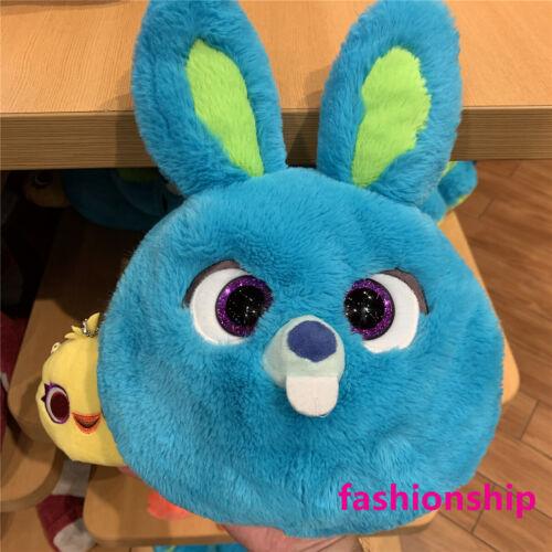 Authentic Toy story 4 bunny ducky plush crossbody bag shoulder Disney store