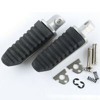 Aluminum Rear Footrests Foot Pegs For Suzuki Hayabusa Gsx1300r 2008-2012 10