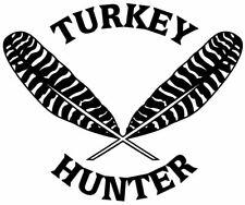 Turkey Hunter Decal Hnt1 223 Vehicles Window Sticker