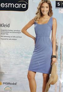 ESMARA-Damen-Sommer-Kleid-Beach-Strand-Kleid-Minikleid-Cocktail-S-M-36-38-40-42