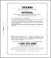 2013 Scott National U.s. Album Supplement