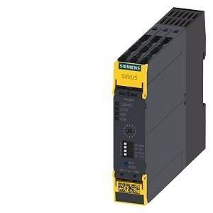 3sk1111-2aw20 siemens Sirius seguridad conmutación dispositivo unidad básica estándar 24 V DC