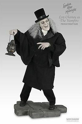 Sideshow Premium 1/4 scale LONDON AFTER MIDNIGHT Lon Chaney SILVER SCREEN