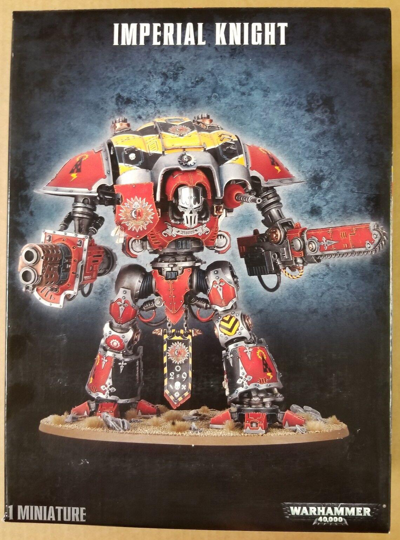 Warhammer 40K Imperial Knight Errant  Knight Paladin new