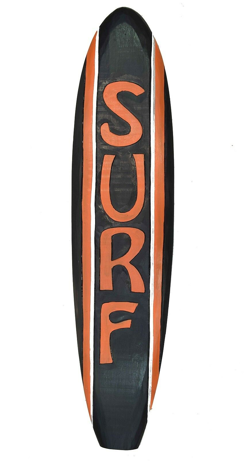 Surfboard Surf in Hawaiian Style Board 100cm bar Lounge Decoration Living Room