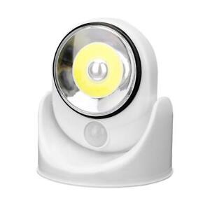 180° LED Nachtlicht Notlicht mit Bewegungsmelder Magnet