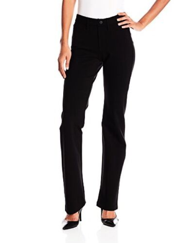 Tummy Tuck Jeans by Not Your Daughters NYDJ Womens Pull On Baby Bootcut