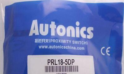 ONE NEW Autonics proximity switch PRL18-5DP