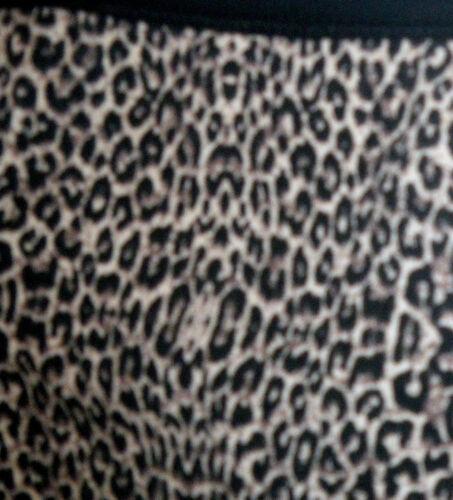 14 16 18 24 Comfy Everday Stretch Cotton Animal Print Striped Full Brief